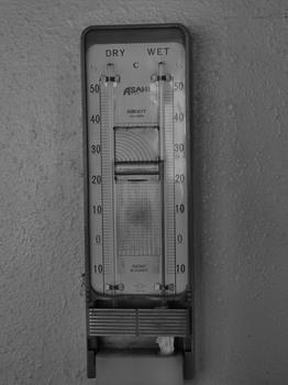 温度計〜モノクロでっ