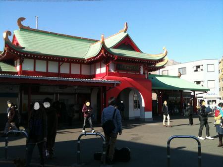 片瀬江の島駅です