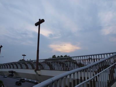 夕方の空・・・1