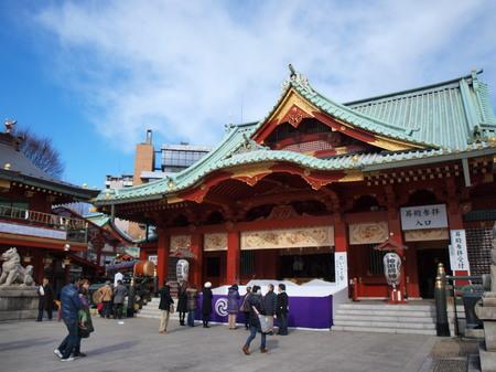 神田明神2011〜初詣1
