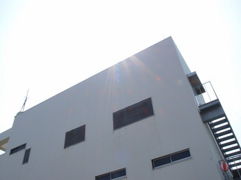 ラジオ会館屋上・・3