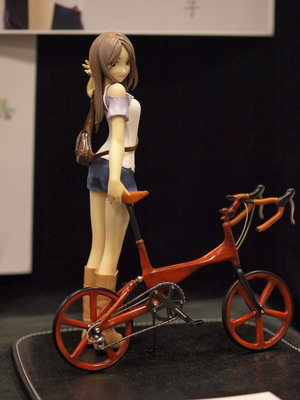 ATOMIC−BOM〜自転車と女の子1