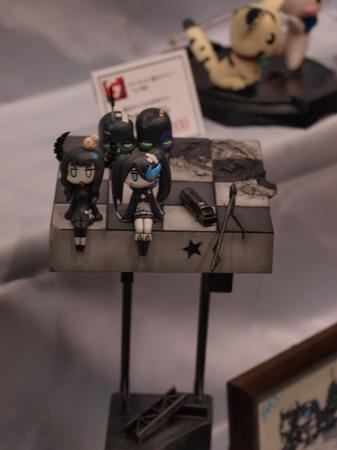 GSプロジェクトさん〜ブラック☆ロックシューター1