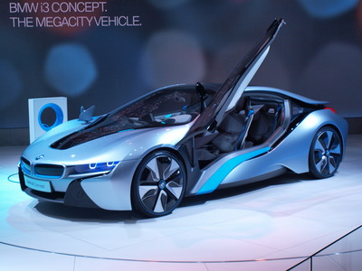 BMWコンセプトカー1
